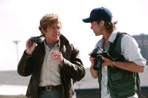 Juego de espías: ¡Yo quiero ser Robert Redford! 1