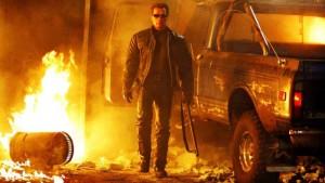 Terminator 3 - La rebelión de las máquinas: Arnold quiere, Terminator no 3