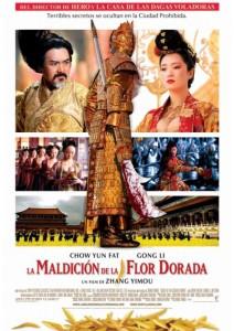 La maldición de la flor dorada: El discreto encanto de la familia imperial 1