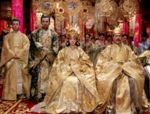 La maldición de la flor dorada: El discreto encanto de la familia imperial 5