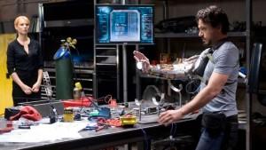 Iron Man: De titanio y algo más 1
