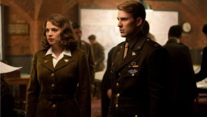 Capitán América, el primer vengador: Heroísmo retro 1