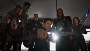 Los Vengadores: La base está 2