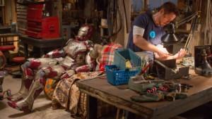 Iron Man 3: El hombre y la máquina 1