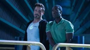 Iron Man 3: El hombre y la máquina 2
