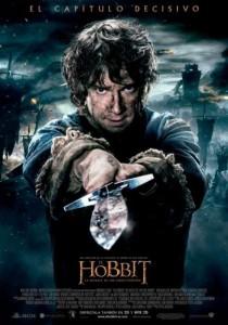 El Hobbit: La batalla de los cinco ejércitos: Épica despedida de la Tierra Media 2