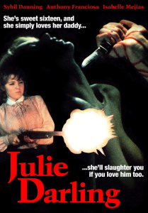 julie darling dvd 2011 poster