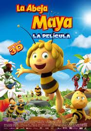 la abeja poster
