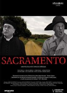 sacramento afiche