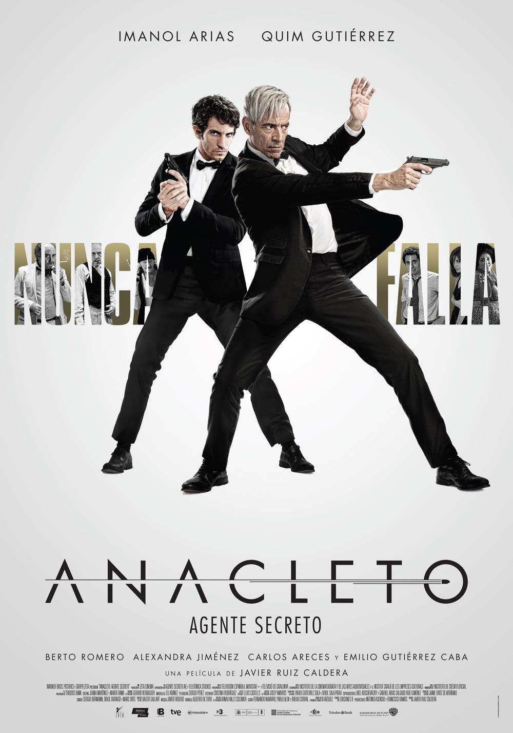 anacleto poster