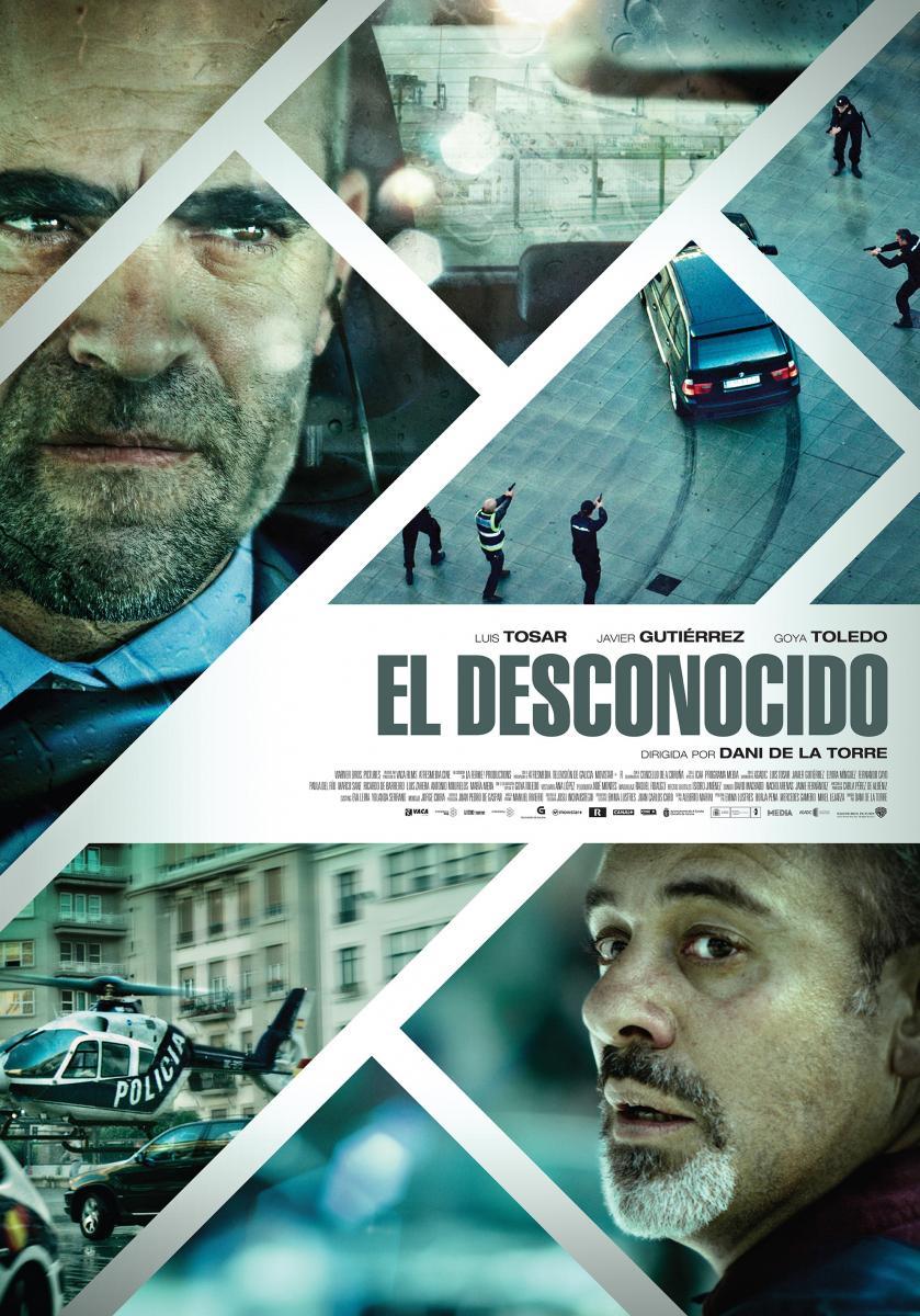 El_desconocido- poster