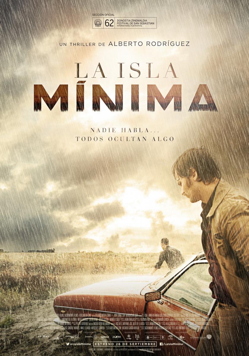 la isla minma poster