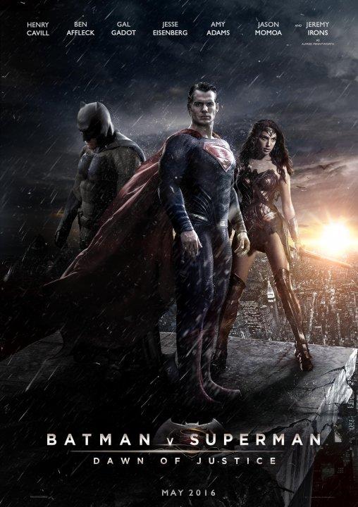 afiche superman