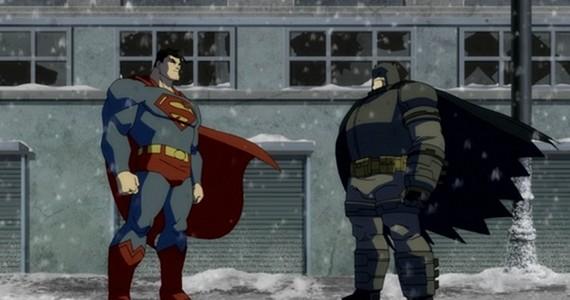 batman v superman Frank