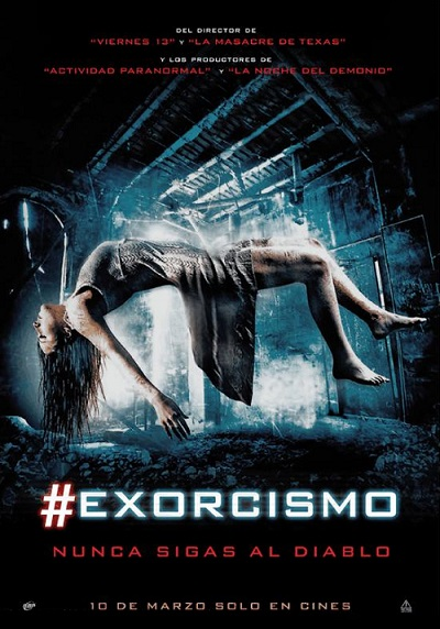 #Exorcismo psoter