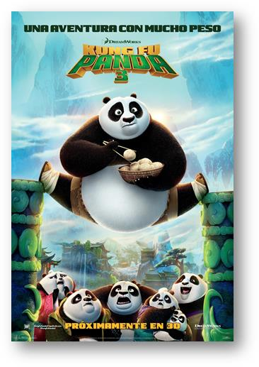 kun fu panda 3