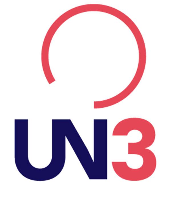 Logo un3