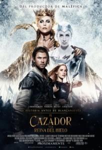 El Cazador y la Reina del Hielo: Cuento de hadas on the rocks 7