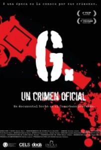 g-un-crimen-oficial poster