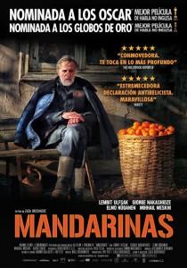 mandarinas poster