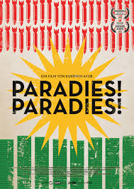 paradise! poster
