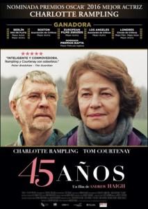 45 años: Galería de secretos 1