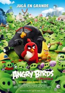 Angry birds: Más allá de enojos 4