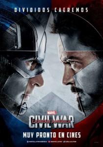 Capitán América, Civil War: El escudo sí se mancha 1