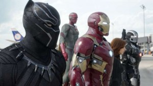 Capitán América, Civil War: El escudo sí se mancha 5