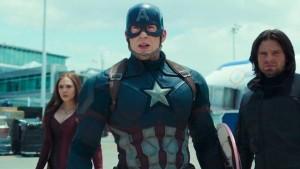 Capitán América, Civil War: Súperdaños colaterales 1