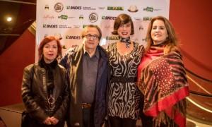 Cierre de la 7ª edición del Cine Fest Brasil 3