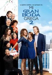 Mi gran casamiento griego 2: Los excéntricos Portokalos 3
