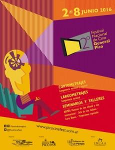 Se presentó la 2ª edición del Festival Nacional de Cine de General Pico 2