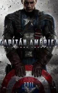 Capitán América, el primer vengador: Heroísmo retro 2