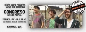 Cinema Scope Presenta: Congreso de Luis Fontal 1