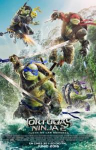 Las Tortugas Ninja 2: Cowabunga!, una secuela muy superior 2