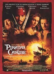 Piratas del Caribe, la maldición del Perla Negra: Resurrección pirata 1