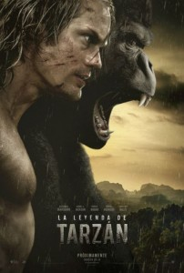 La leyenda de Tarzán: El caballero de la jungla 6