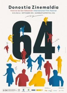 Quince producciones españolas se suman a la 64ª edición del Festival de San Sebastián 1