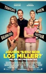 ¿Quiénes son los Miller?: Una comedia con personalidad dividida 2