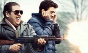 Amigos de armas: Ahí va la bala, atajala 4