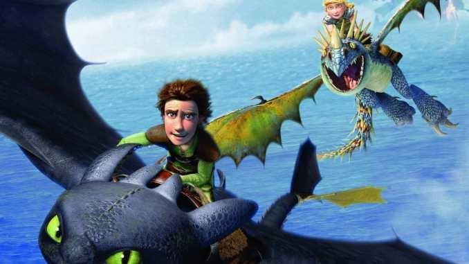 Cómo Entrenar A Tu Dragón 2 Cuando Crecer Ayuda Cinefreaks Net