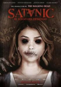 CineFreaks regala 3 pares de entradas para ver SATANIC: El juego del demonio 2