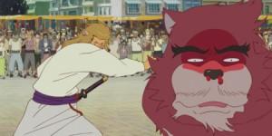 El niño y la bestia: Corazón de guerrero 3