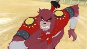 El niño y la bestia: Corazón de guerrero 6