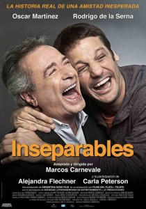 Marcos Carnevale: Inseparables se va al festival de Venecia 2