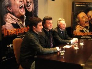 Marcos Carnevale: Inseparables se va al festival de Venecia 5