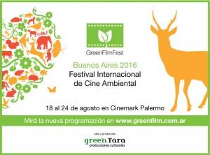 Se viene la 7ª Edición del Green Film Fest 2016 1