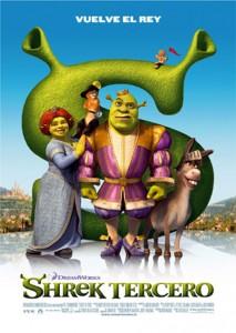 Shrek Tercero: Mucho guiño y pocas luces 2