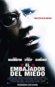 El embajador del miedo: Aceptable thriller político 2